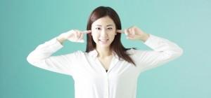 騒音と難聴の悩みに骨伝導