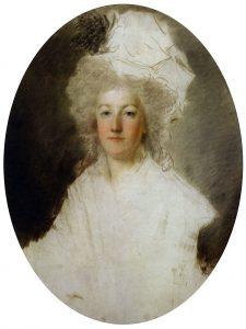 脱出時の王妃(1791年)