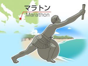 マラソンの定義