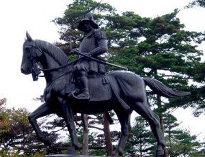 伊達政宗の騎馬像_ja.wikipedia.org