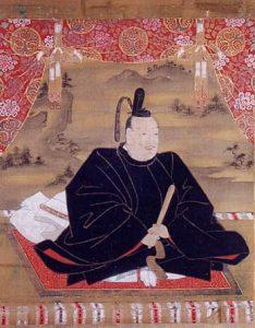 徳川家光画像 江戸時代前期