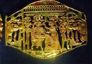 ツタンカーメン王墓からの出土品 宝飾品